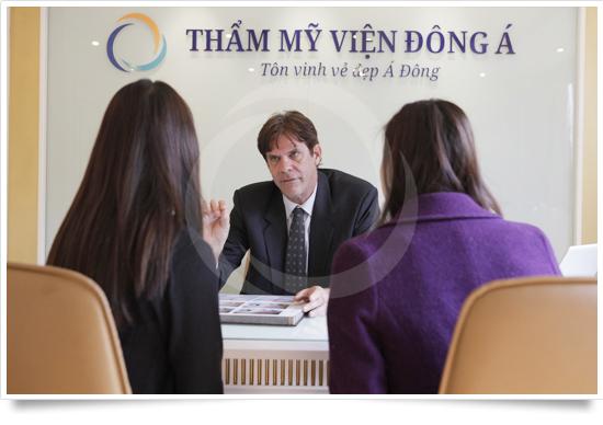 Cùng bác sỹ tư vấn của Thẩm mỹ viện Đông Á giải đáp những thắc mắc của bạn