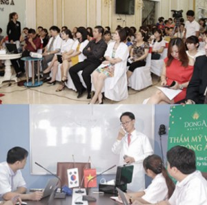 Thẩm mỹ viện Đông Á ra mắt chi nhánh thứ 7 tại Đà Nẵng